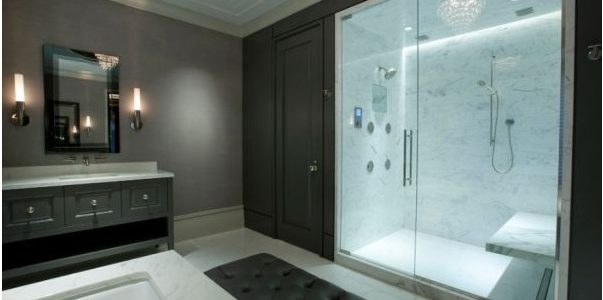 Get a Steam Shower for your Bathroom
